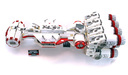 Rebel Blockade Runner - LEGO set #10019-1