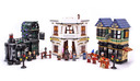 Diagon Alley - LEGO set #10217-1