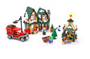 Winter Village Post Office - LEGO set #10222-1