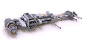B-Wing Starfighter - Preview 4