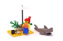 Pirates Desert Island - LEGO set #1481-1
