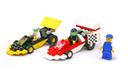 Dual FX Racers - LEGO set #1665-1