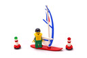 Windsurfer - LEGO set #1958-1