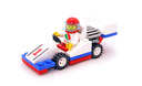 F1 Race Car - LEGO #1990-1