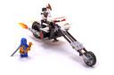 Skull Motorbike - LEGO set #2259-1