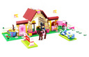 Heartlake Stables - LEGO set #3189-1