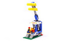 Stand with Lights - LEGO set #3402-1