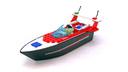 Riptide Racer - LEGO set #4002-1