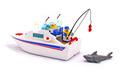 Cabin Cruiser - LEGO set #4011-1