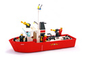 Fire Fighting Boat - LEGO #4020