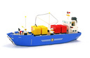 Cargo Carrier - LEGO set #4030-1