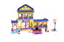 Heartlake High - LEGO set #41005-1