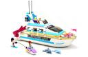 Dolphin Cruiser - LEGO set #41015-1