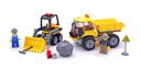 Loader and Tipper - LEGO set #4201-1