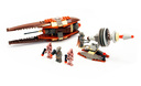 Geonosian Fighter, Black Box - LEGO set #4478-1