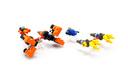 Sebulba's Podracer & Anakin's Podracer - Mini - LEGO set #4485-1