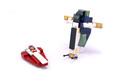 Jedi Starfighter & Slave I - Mini - LEGO set #4487-1