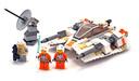 Rebel Snowspeeder (redesign), Blue box - LEGO set #4500-1