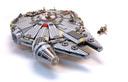 Millennium Falcon (Redesign), Blue box - LEGO set #4504-1