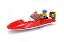 Speedboat - LEGO set #4641-1