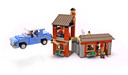 Escape from Privet Drive - LEGO set #4728-1