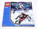 Blue Eagle vs. Snow Crawler - Preview 5