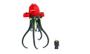 Ogel Mutant Squid - LEGO set #4796-1