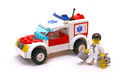 Doctor's Car - LEGO set #7902-1