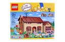 The Simpsons House - LEGO set #71006-1 (NISB)