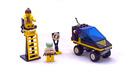 Res-Q Lifeguard - LEGO set #2962-1