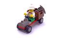 Dr. Lightning's Car - LEGO set #5913-1