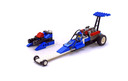 Speed Dragster - LEGO set #6714-1