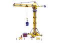 Building Crane - LEGO set #7905-1