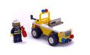 4x4 Fire Truck - LEGO set #20002-1