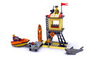 Beach Lookout - LEGO set #6736-1