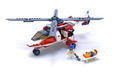 Helicopter Rescue - LEGO set #7903-1