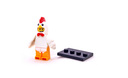 Chicken Suit Guy - LEGO set #71000-7