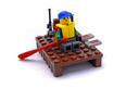 Extreme Team Raft - LEGO set #2537-1