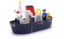 Tug Boat - LEGO set #4005-1
