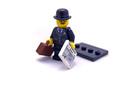 Businessman - Minifigure Series 8 - LEGO 8833