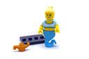 Genie Girl - LEGO set #71007-15