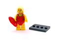 Life Guard - LEGO set #8684-8