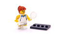 Tennis Player - Minifigure Series 3 - LEGO #8803