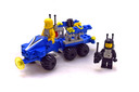 Mobile Command Trailer - LEGO set #1558-1