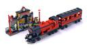 Hogwarts Express - LEGO set #4708-1