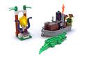 Jungle River - LEGO set #7410-1