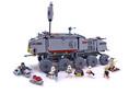Clone Turbo Tank (non-light-up, 2006 edition) - LEGO set #7261-2