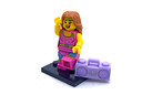 Aerobic Instructor - Minifigure Series 5 - LEGO #8805