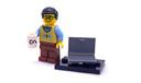 Computer Programmer - LEGO set #8831-12