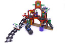 The Dynamic Duo Funhouse Escape - LEGO set #6857-1